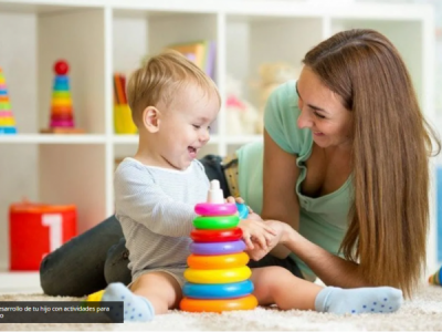 Actividades para niños de 1 año ¡Divertidas y estimulantes!