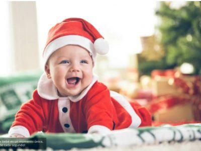20 Actividades navideñas para compartir con tu bebé en Navidad