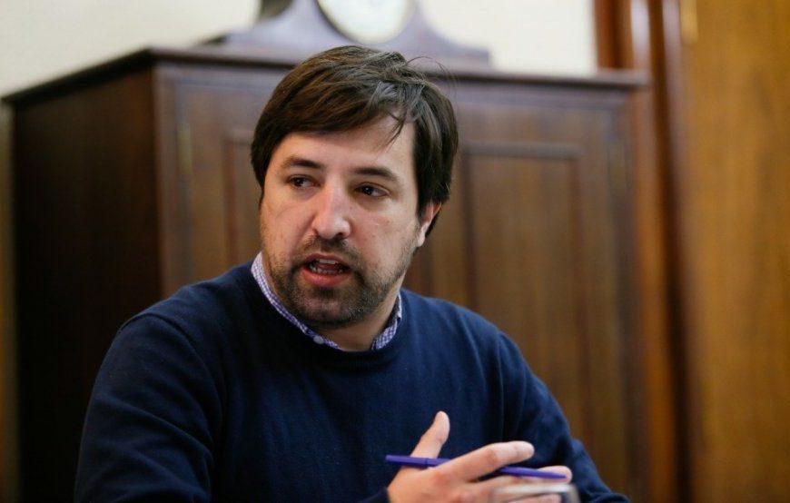 """Nicolás Kreplak: """"Es necesario que cambien cosas"""""""
