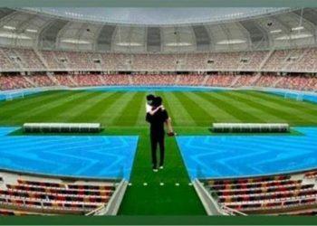El millonario estadio, la pobreza y Abigail: otro poco más de grieta de la mano de Santiago