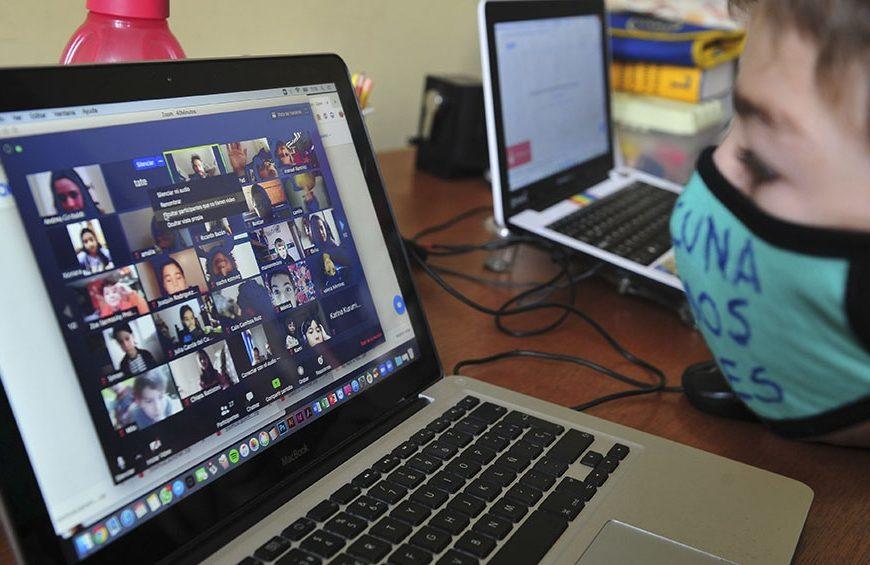¿Cuál fue el impacto de las clases virtuales en la Provincia?