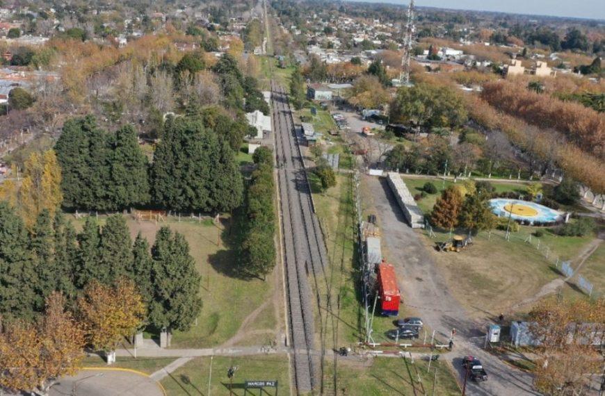 Renovación de ramales del Sarmiento y Belgrano Sur